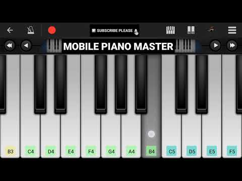 Love Story (Slow & Easy)Piano Tutorial|Piano Keyboard|Piano Lessons|Piano Music|learn piano Online
