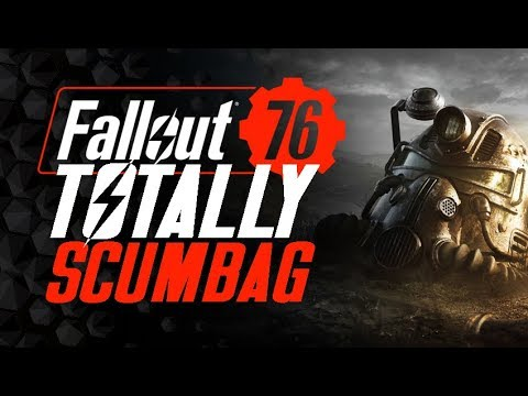 Fallout 76 - Totally SCUMBAG Beta thumbnail