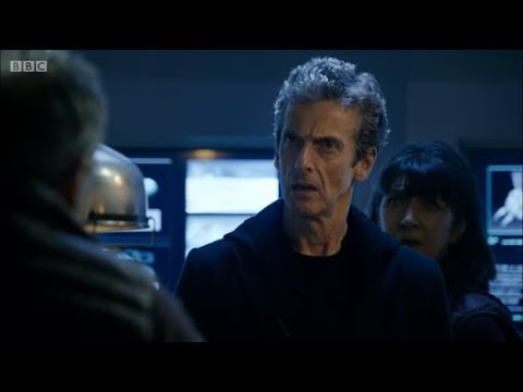 """Doctor Who - Last Christmas - """"There's A Horror Movie Called Alien?''"""