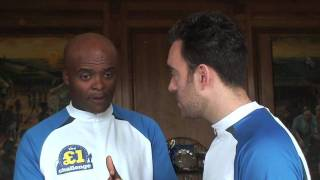 Kriss Akabusi supports The £1 Challenge Thumbnail