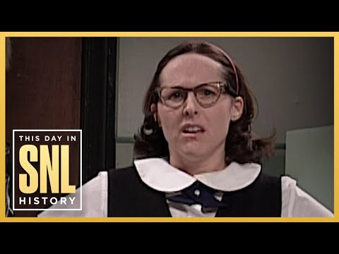 This Day in SNL History: Mary Katherine Gallagher