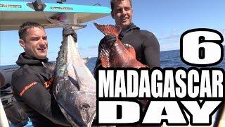 Madagascar Day 6 - Охотимся