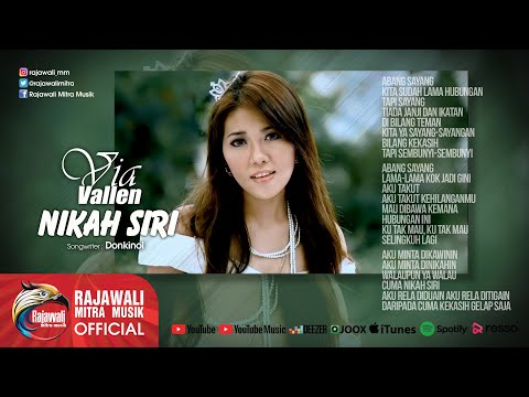 Via Vallen - Nikah Siri - Official Music Video