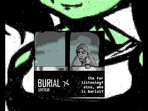Burial Interactive Cover Footage