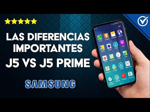 Samsung J5 vs J5 Prime - ¿Cuáles son las Diferencias más Importantes?