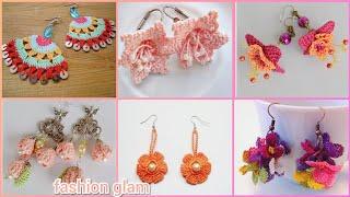 stylistic crochet hoop earrings style and patterns 2019