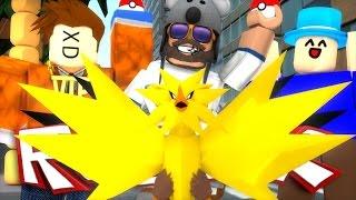 ZAPDOS!!!!! | Pokémon GO [#16] | ROBLOX