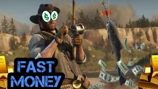 Red Dead Online Money Making secret Hundreds/Hour