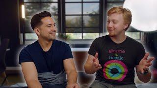 Talking Tech with Jonathan Morrison