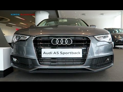 new 2016 audi a5 sportback exterior interior youtube