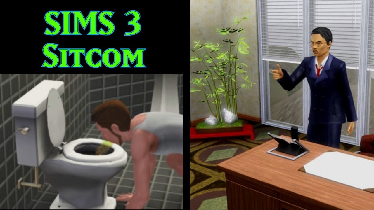 sims sitcom pilot call from mean boss while sick sims 3 sitcom pilot call from mean boss while sick