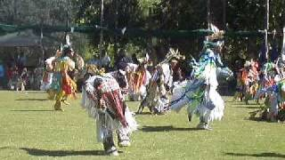 Grass Dance Special @ Table Mountain PowWow 2009
