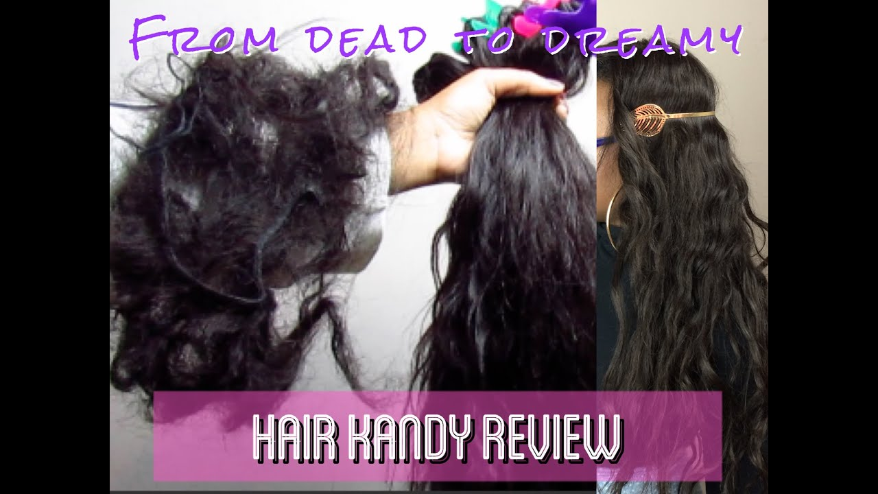 Hair Kandy Review From Dead To Dreamy Youtube
