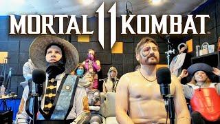 Kombat Veterans - Mortal Kombat 11 Gameplay