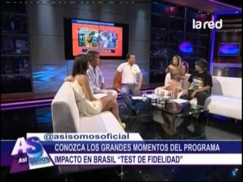 "Grandes momentos del programa ""Test de fidelidad"" en Brasil thumbnail"
