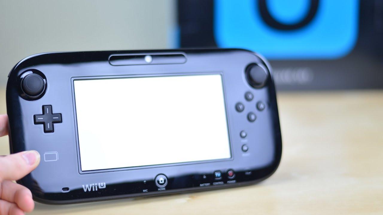 Nintendo Wii U Unboxing Deluxe 32gb Hands