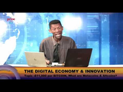 1st December 2017 - (Cryptocurrencies) Digital Economy and Innovation