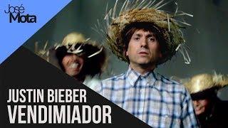 Justin Bieber vendimiador (feat. Tomás Reguero)