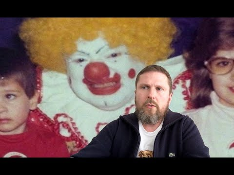 видео: Выступление клоуна