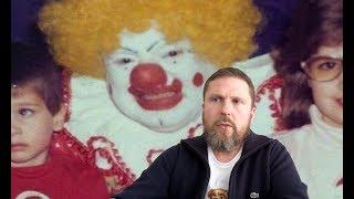 Выступление клоуна