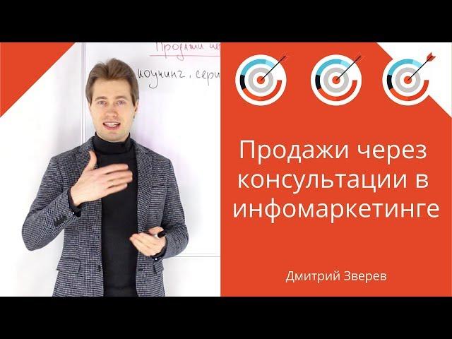 Продажи через консультации - основы и создание анкеты