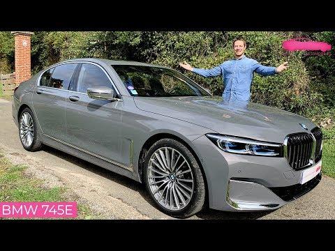 Essai Détaillé BMW 745e - Le Vaisseau Amiral S'électrise! - Le Vendeur Automobiles