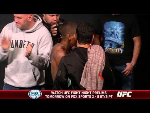 Fight Night Cincinnati: Official Weigh-In