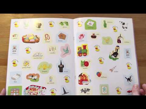Going to a Party Sticker Book - Usborne
