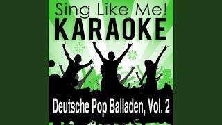 Was immer du willst (Karaoke Version) (Originally Performed By Marlon)