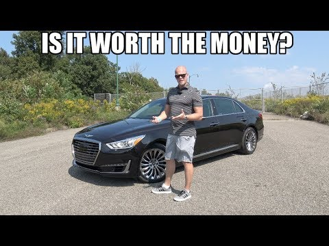 Here's what you get when you buy a $75,000 Hyundai.. (Genesis G90 Review)