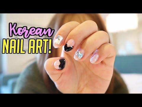 Korean Nails Again!