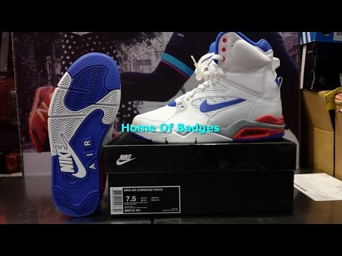 0dee4643717 20150108 NIKE 2015 Q1 MEN Air Command Force FASHION SNEAKERS 684715 ...