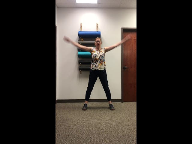 Jumping Jacks without leakage
