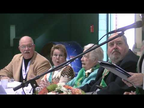2017 Cleveland St. Patrick's Day Honorees introduced