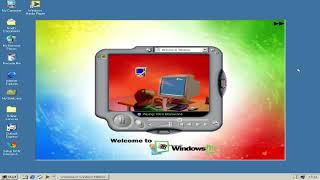 Windows Millenium Edition (Windows ME) Preview Video