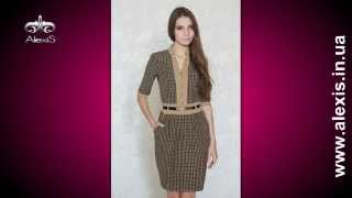 видео женские платья от производителя