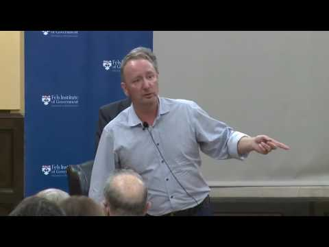 Professor Mark Blyth Explains the Rise of Trump in Under 3 Minutes