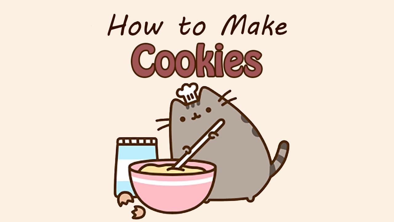 Baker Cat Gif
