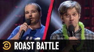Eli Sairs vs. Pat Barker - Exclusive - Roast Battle III