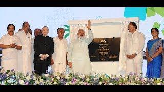 PM Narendra Modi dedicates Kochi Metro to the Nation in Kochi, Kerala