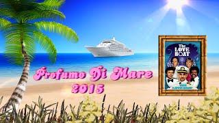 """STEFANO ERCOLINO - PROFUMO DI MARE 2015 (Cover """"Love Boat"""")"""