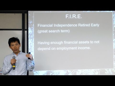 BeatTheBush Personal Finance Lecture at Santa Monica College