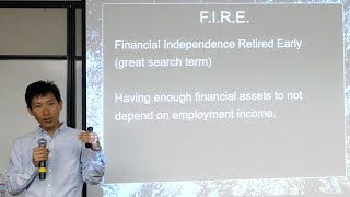 BeatTheBush Personal Finance Lecture at Santa Monica College