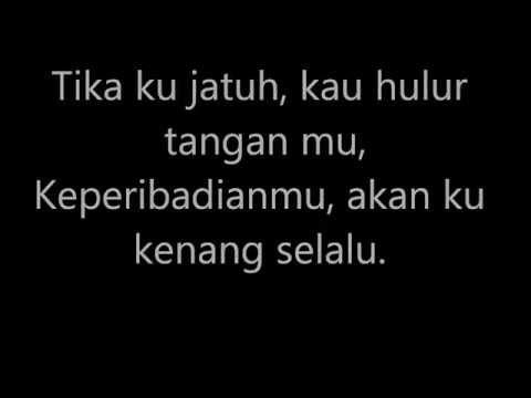Terukir Namamu  - Khairil, Hafiz Feat. Shah (Lagu Hari Guru 2013)