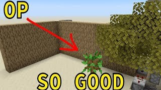HOW TO BUILD A AFK TREE FARM IN MINECRAFT! 1.15/1.14 ps4, xbox, pc