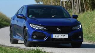 Honda Civic 1.6 i DTEC 2018 Review