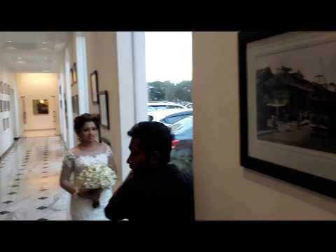 Wedding at the Kingsbury Hotel, Colombo, Sri Lanka