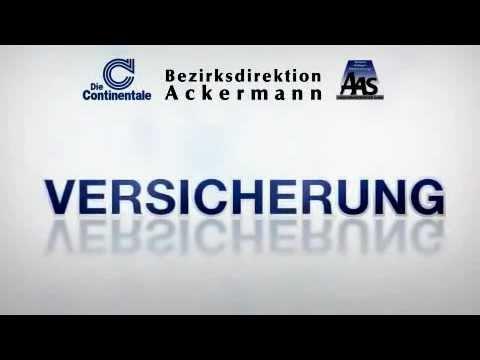 Kino Werbung Continentale Versicherung Ackermann Crailsheim Mpg