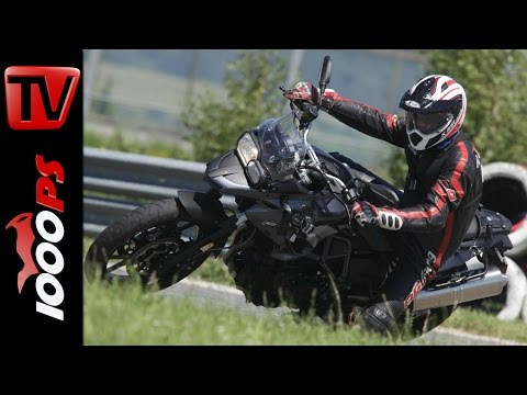 BMW F 700 GS Test 2016 | Big Enduro Melken