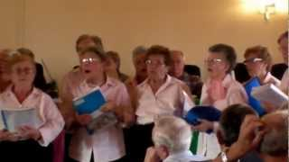 Coro Il Filò - Sul Castel di Mirabel.MP4
